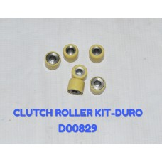 CLUTCH ROLLER KIT-DURO -D00829