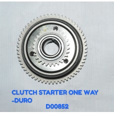 CLUTCH STARTER ONE WAY-DURO -D00852