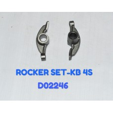 ROCKER SET-KB 4S -D02246
