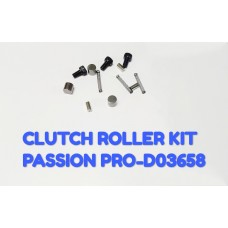 CLUTCH ROLLER KIT-PASSION PRO -D03658