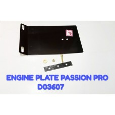 ENGINE PLATE-PASSION PRO 110 CC -D03607