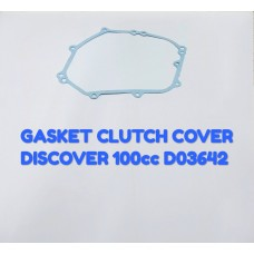 GASKET CLUTCH COVER-DISCCOVER 100CC -D03642