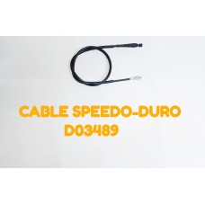 CABLE SPEEDO-DURO -D03489
