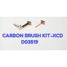 CARBON BRUSH KIT-XCD -D03519