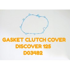 GASKET CLUTCH COVER-DISCCOVER 125 -D03482