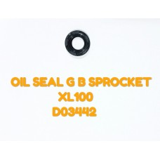 OIL SEAL G B SPROCKET-XL100 -D03442