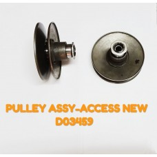 PULLEY ASSY-ACCESS NEW -D03459