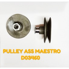 PULLEY ASSY-MAESTRO -D03460