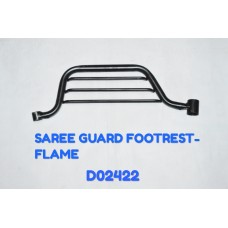 SAREE GUARD FOOTREST-FLAME -D02422