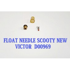 FLOAT NEEDLE-SCOOTY NEW /VICTOR -D00969
