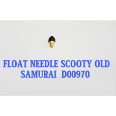 FLOAT NEEDLE-SCOOTY OLD/SAMURAI -D00970