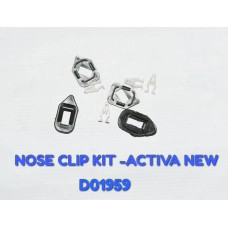 NOSE CLIP KIT-ACTIVA NEW -D01959