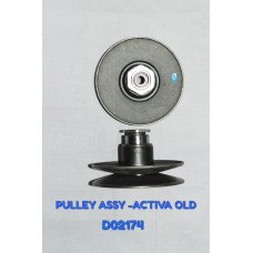 PULLEY ASSY-ACTIVA OLD -D02174