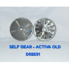 SELF GEAR-ACTIVA OLD -D02531