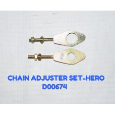 CHAIN ADJUSTER SET-HERO -D00674